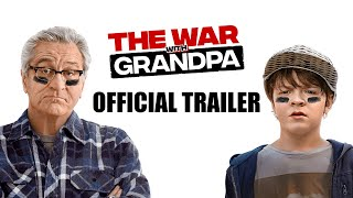 The War With Grandpa | Coming Soon - Only In Theaters! - előzetes eredeti nyelven