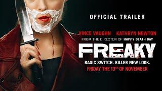 FREAKY - Official Trailer (HD) - előzetes eredeti nyelven