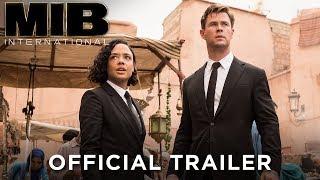 MEN IN BLACK: INTERNATIONAL - Official Trailer #2 - előzetes eredeti nyelven