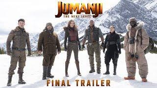 JUMANJI: THE NEXT LEVEL - Final Trailer (HD) - előzetes eredeti nyelven