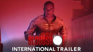 BLOODSHOT – International Trailer - előzetes eredeti nyelven