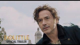 Dolittle - Official Trailer - előzetes eredeti nyelven
