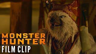 MONSTER HUNTER Clip – Palico | Now on Digital! - előzetes eredeti nyelven