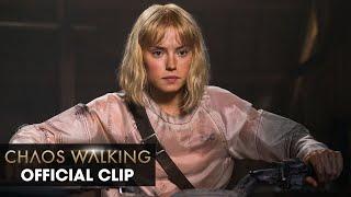 "Chaos Walking (2021 Movie) Official Clip ""Viola Escapes"" – Tom Holland, Daisy Ridley - előzetes eredeti nyelven"