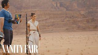 Star Wars: Episode 9 - The Rise of Skywalker - On Set Exclusive | Vanity Fair - előzetes eredeti nyelven