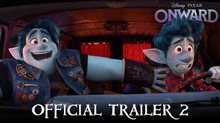Onward | Official Trailer 2 - előzetes eredeti nyelven