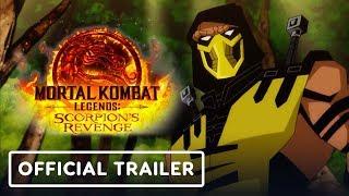 Mortal Kombat Históriák: Skorpió bosszúja előzetes kép