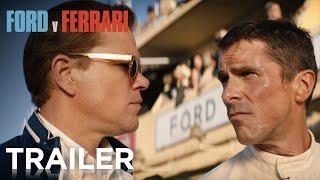FORD v FERRARI | Official Trailer 2 [HD] | 20th Century FOX - előzetes eredeti nyelven