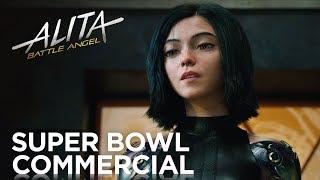 Alita: Battle Angel   #SBLIII Commercial   20th Century Fox - előzetes eredeti nyelven