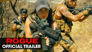 Rogue (2020 Movie) Official Trailer – Megan Fox, Philip Winchester - előzetes eredeti nyelven