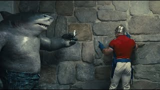 The Suicide Squad - King Shark - előzetes eredeti nyelven