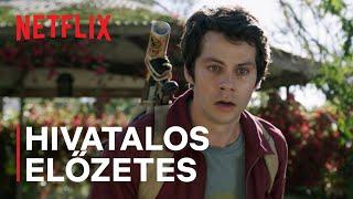 Szerelem és szörnyek Dylan O'Brien főszereplésével   Hivatalos előzetes   Netflix kép