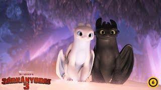 Így neveld a sárkányodat 3. - Fogatlan udvarol - filmklip