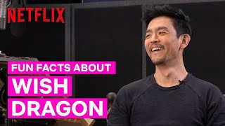 Fun Facts about Wish Dragon   Netflix Futures - előzetes eredeti nyelven