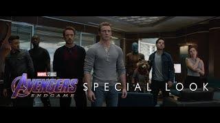 """Avengers: Endgame"" Special Look - előzetes eredeti nyelven"