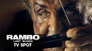 "Rambo: Last Blood (2019 Movie) Official TV Spot ""OLD SCHOOL"" — Sylvester Stallone - előzetes eredeti nyelven"