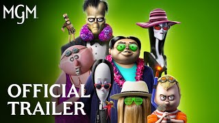 THE ADDAMS FAMILY 2   Official Trailer   MGM - előzetes eredeti nyelven