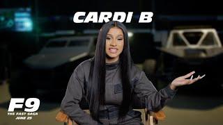 F9 x Cardi B - előzetes eredeti nyelven