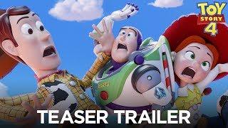 Toy Story 4 | Official Teaser Trailer - előzetes eredeti nyelven
