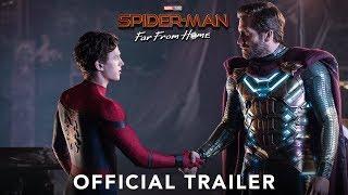 Spider-Man: Far From Home | Official Trailer - előzetes eredeti nyelven