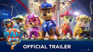 PAW Patrol: The Movie (2021) - Official Trailer - Paramount Pictures - előzetes eredeti nyelven