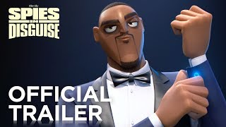 Spies in Disguise | Official Trailer [HD] | Blue Sky Studios - előzetes eredeti nyelven