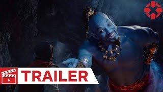 Aladdin (2019) - teljes előzetes