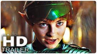 Artemis Fowl | Trailer 2 - előzetes eredeti nyelven