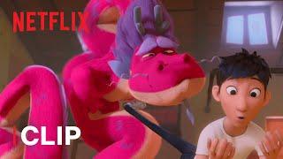 Din's First Wish: Ultimate Fight Skills   Netflix Futures - előzetes eredeti nyelven