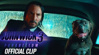 "John Wick: Chapter 3 - Parabellum (2019 Movie) Official Clip ""Taxi"" – Keanu Reeves, Halle Berry - előzetes eredeti nyelven"