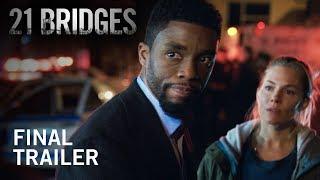 21 Bridges   Final Trailer   Now In Theaters - előzetes eredeti nyelven