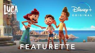 Friendship Featurette | Disney and Pixar's Luca | Disney+ - előzetes eredeti nyelven