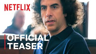 The Trial of the Chicago 7 | Official Teaser Trailer | Netflix Film - előzetes eredeti nyelven