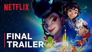 OVER THE MOON | Official Trailer #2 | Netflix - előzetes eredeti nyelven