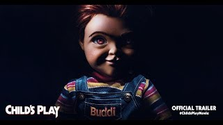 CHILD'S PLAY Official Trailer #2 - (2019) - előzetes eredeti nyelven