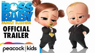 The Boss Baby: Family Business előzetes kép