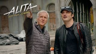 Behind the Scenes with James Cameron and Robert Rodriguez - előzetes eredeti nyelven