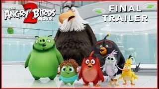 THE ANGRY BIRDS MOVIE 2 - Final Trailer - előzetes eredeti nyelven
