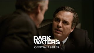 DARK WATERS - Official Trailer [HD] - In Theaters November 22 - előzetes eredeti nyelven