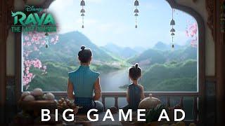 Raya and the Last Dragon | Big Game Ad - előzetes eredeti nyelven