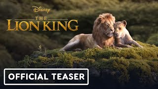 "Lion King - ""Can You Feel The Love Tonight?"" Official Teaser Trailer - előzetes eredeti nyelven"