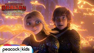 HOW TO TRAIN YOUR DRAGON: THE HIDDEN WORLD | Official Trailer - előzetes eredeti nyelven
