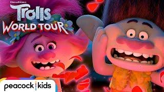 TROLLS WORLD TOUR | OFFICIAL TRAILER 2 - előzetes eredeti nyelven