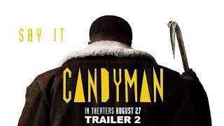 Candyman - Official Trailer 2 - előzetes eredeti nyelven