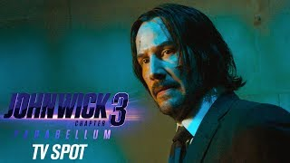 "John Wick: Chapter 3 - Parabellum (2019) Official TV Spot ""Watching"" - Keanu Reeves, Halle Berry - előzetes eredeti nyelven"