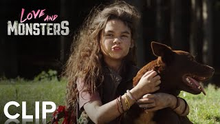 "LOVE AND MONSTERS | ""Yelling Like a Girl"" Clip 