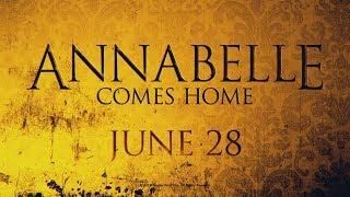 Annabelle Comes Home - előzetes eredeti nyelven