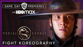 Mortal Kombat | Creating the Fight Scenes | HBO Max - előzetes eredeti nyelven