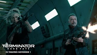 Terminator: Dark Fate (2019) - Extended Red Band TV Spot - Paramount Pictures - előzetes eredeti nyelven