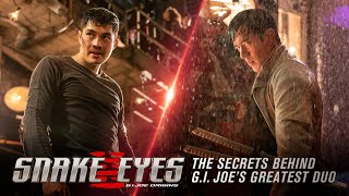 The Secrets Behind G.I. Joe's Greatest Duo (2021 Movie) - előzetes eredeti nyelven